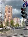 Перекресток Бесудниковских бульвара и переулка - panoramio.jpg