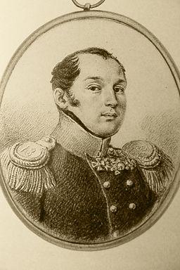 Пестель, Павел Иванович, 1824 г