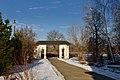 Пилоны ворот ограды церкви (Московская область, село Авдотьино) DSC 6792 680.jpg
