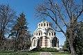 """Плевен - параклис """"Св. Георги Победоносец"""" - panoramio (2).jpg"""