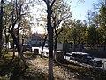 Подпорные стенки с решёткой (пр. Ленина и ул. Батурина).JPG