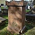 Санкт-Петербург, Лазаревское кладбище, могила И.П. Мартоса.JPG