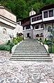 Скалите што водат кон камбаните на манастирот Св. Јован Бигорски.JPG