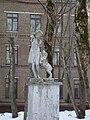 Скульптура в парке перед школой N3 г.Коряжма.JPG