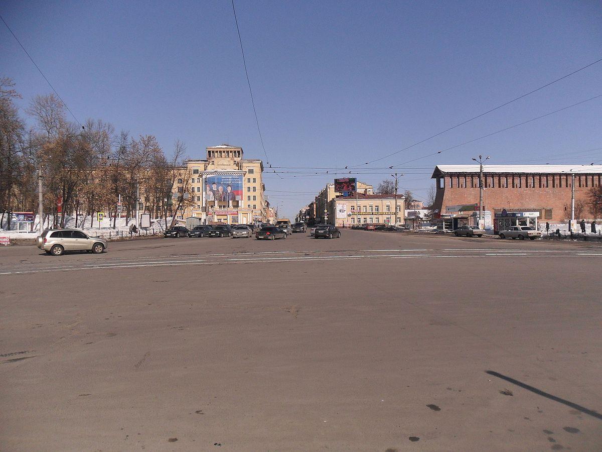 площадь победы фото