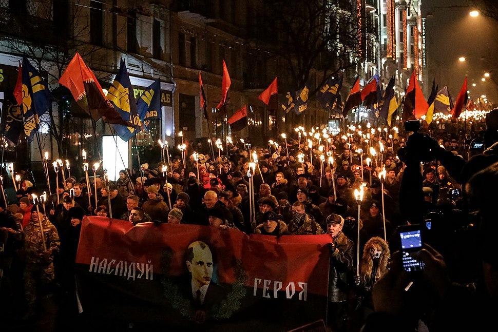 Смолоскипний марш у Києві (6)