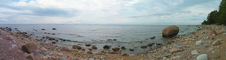 Финский залив. Вид на Северный фарватер.jpg