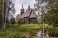 Церковь Всемилостивого Спаса (1712) из села Фоминское Костромского района Костромской обл.jpg