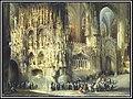 Эрмитаж – Перес де Вильямиль, Хенаро - Интерьер собора Сан-Мигель в г. Херес.jpg