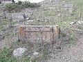Տապանաքար Մելիքների եկեղեցու գերեզմանում, Գորիս 2.jpg