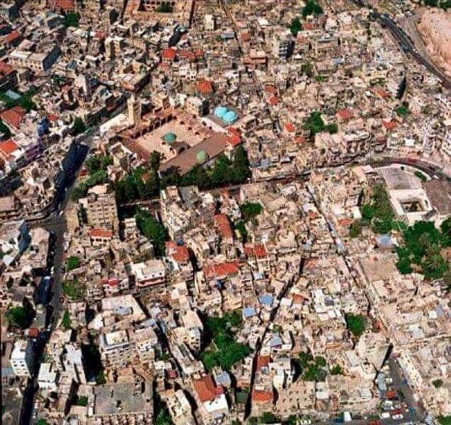 جزء من المدينة القديمة في طرابلس شمال لبنان