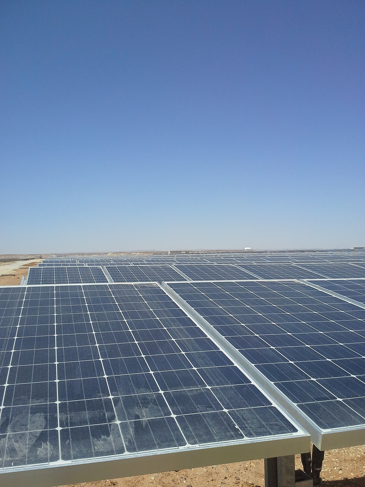 Shams Ma'an Solar Power Plant - Wikipedia