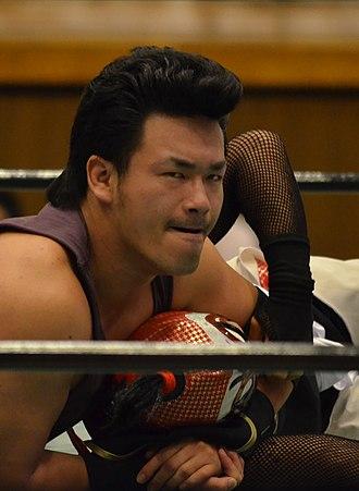 Takeshi Minamino - Minamino in July 2014