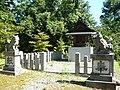 大淀町大岩 八幡神社 Hachiman-jinja, Ōiwa 2011.7.10 - panoramio.jpg