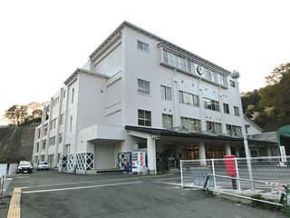 Ōtsuchi, Iwate Town in Tōhoku, Japan