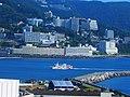 熱海後楽園から熱海港を見る - panoramio.jpg