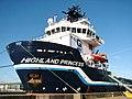 -2018-10-25 Offshore supply ship Highland Princess, River Yare, Great Yarmouth (2).jpg