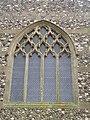 -2019-01-25 Window, west facing elevation of Saints Peter and Paul, Edgefield, Norfolk.JPG