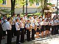 003020 Bilder von der offiziellen Eröffnung der Beksiński-Galerie am 19. Mai 2012 in Sanok.JPG