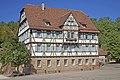 00 0193 Kloster Maulbronn, Gebäude der ehemaligen Klosterverwaltung.jpg