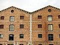 031 Palau de Mar, façana del moll de la Barceloneta.JPG