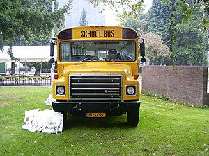 International S-Series (bus chassis) - Late 1980s International S-1800 (retired)