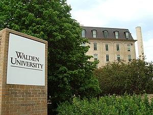 Walden University - Walden University's former headquarters in the Mills District of Minneapolis