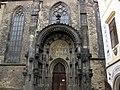 067 Església de la Mare de Déu de Týn, portal nord.jpg