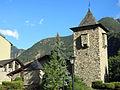 082 Casa de la Vall (Andorra la Vella), façana nord i torre.JPG