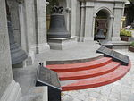 09017jfSaint Francis Church Bells Meycauayan Heritage Belfry Bulacanfvf 17.JPG