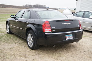 Chrysler 300 - Chrysler 300C