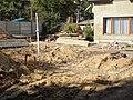 1. Фундамент зруйнованого будинку Носаля; Рівне.JPG