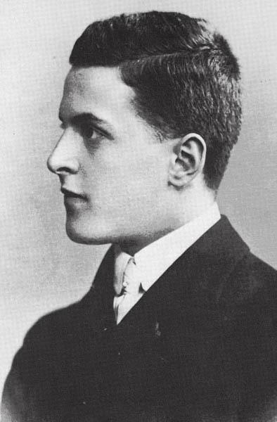 10. Ludwig Wittgenstein, aged about eighteen