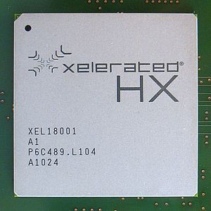 Xelerated - 100G network-processor