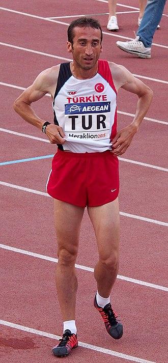 Halil Akkaş - Akkas at the 2015 European Team Championships
