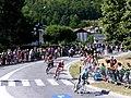 11ème étape Tour de France 2018 (Poursuivants à Bourg-St-Maurice).JPG