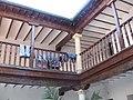 113 Casa de los Morales, galeria superior del pati.jpg