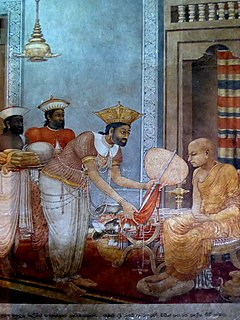 Kirti Sri Rajasinha of Kandy King