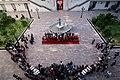 11 Marzo 2018, Pdta. Bachelet y Ministros participan de foto oficial previo al cambio de mando. (25876768457).jpg
