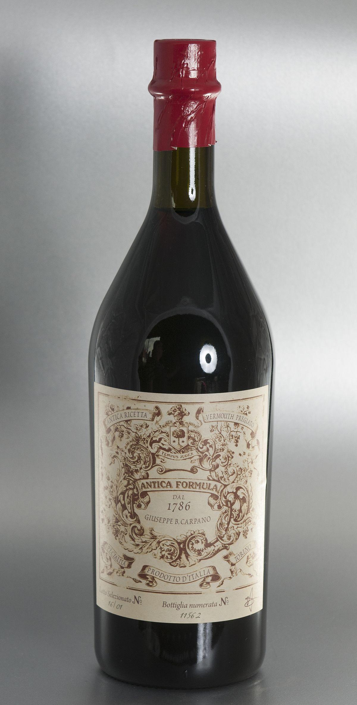 Wermut (Getränk) – Wikipedia