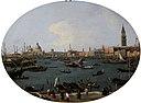 Вид на Бачино ди Сан Марко в Венеции