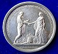 1782 Medal Constitution of the Parliament in Galicia, Poland, reverse.jpg