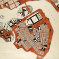 1863 års kartblad över inre staden med fastighetsnumrering, Gamla stan.png