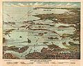 1899 View Map of Boston Harbor from Boston to Cape Cod and Provincetown - Geographicus - Boston-unionnews-1899.jpg