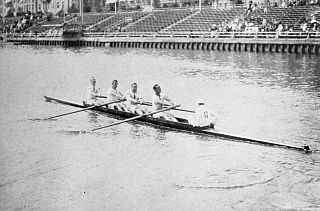Coxed four at the Olympics Olympic sport