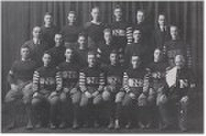 1918 Nebraska Cornhuskers football team - Image: 1918 Nebraska Cornhuskers football team
