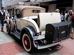 1931 Chevrolet AE Independence (4595775489).jpg