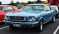 1966 Ford Mustang (26863027621).jpg