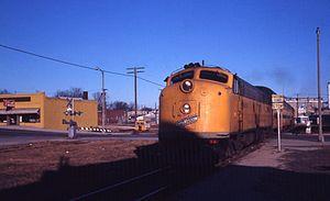 Peninsula 400 - The Peninsula 400 in Sheboygan, Wisconsin in 1968.