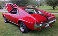 1968 AMC AMX in red all original Go Pac 390 4-speed in Maryland 06of18.jpg